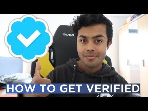 How To Get Verified On Twitter 2018 - How I Got Verified On Twitter