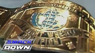 Relive the history of the Intercontinental Title in WrestleMania: SmackDown, March 26, 2015