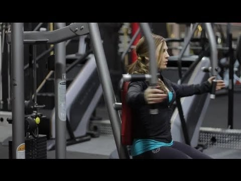 Exercise That Tightens & Firms Breast Muscles : Building Muscles & Getting Fit