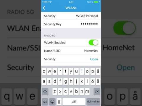 How to set up Ubiquiti UniFi access points with an iOS device (iPhone or iPad) in 5 minutes