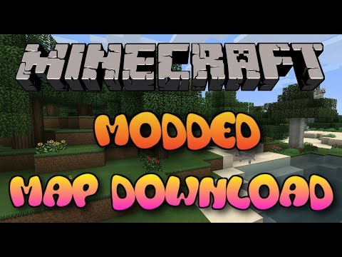 Minecraft: Xbox 360/One/PS3/PS4/Wii U/Bedrock Edition - Modded Map W/Download (MCPE Maps)