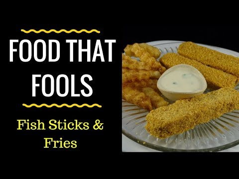 Food That Fools! Fish Sticks and Fries - with yoyomax12