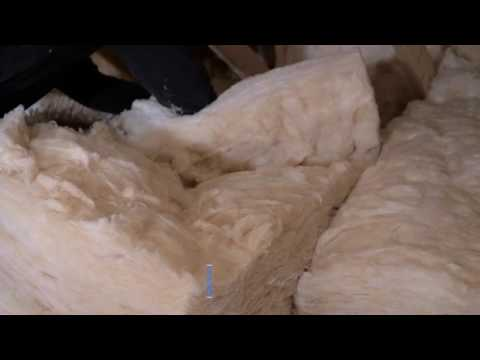 The Right Way to Insulate Attics & Cathedral Ceilings with Batts - Spanish