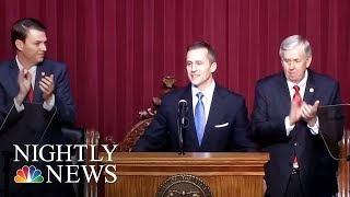 Missouri Governor Eric Greitens Indicted For Invasion Of Privacy | NBC Nightly News