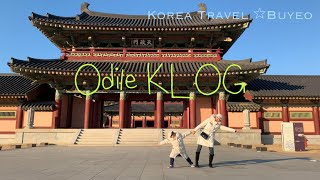 Download Korea Travel Vlog ☆Buyeo • 짐정리하다 지쳐서 부여여행 • 韓国旅行☆扶餘(ブヨ) Video