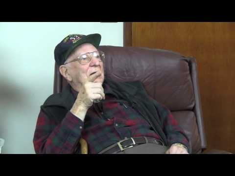 Bill Remmers WWII memories, excerpt from