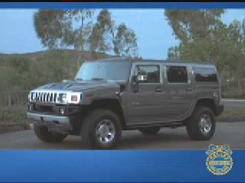 2009 Hummer H2 Review - Kelley Blue Book