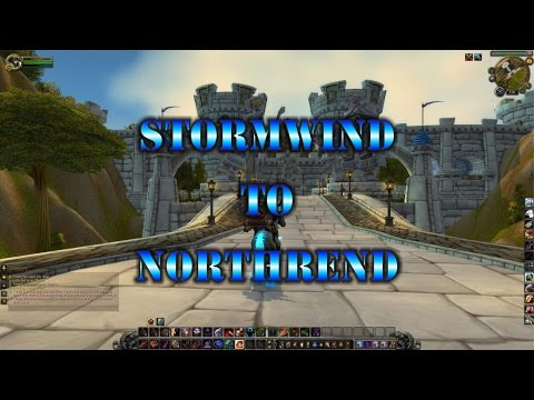 How To Get To Northrend From Stormwind Nice And Easy (2016)