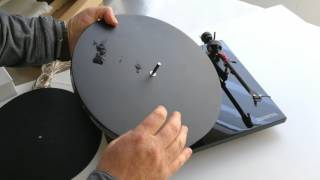 Project Audio Essential III turntable unboxing