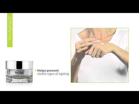 Improve your skin complexion with Medik8 Hydr8 Night Cream