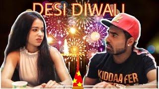 How Desi Guy Celebrates Diwali 🔥
