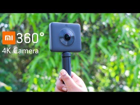 Xiaomi Redmi 360° Degree CAMERA | Unboxing & Camera Test Review ✅ COOL GADGETS