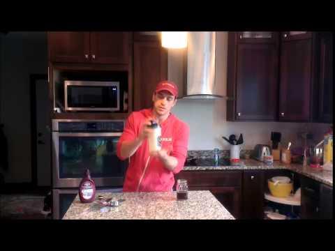 Iced Mocha Protein Coffee Recipe