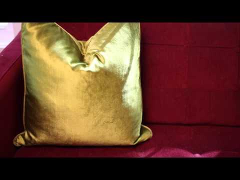 Decorating Color Palette for Brown & Burgundy : Design Ingredients