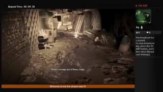 Resident evil 7 biohazard part 1 walk through on easy mode