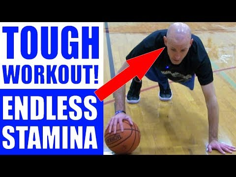 Basketball Drills: Conditioning For ENDLESS Endurance, Speed & Strength!