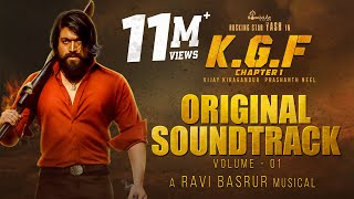 KGF Chapter 1 - BGM (Original Soundtrack) | Vol 1 | Yash | Ravi Basrur |Prashanth Neel|Hombale Films