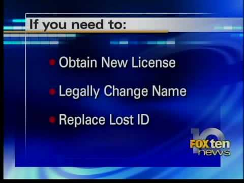 Florida Driver License changes
