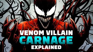 Carnage Explained: Is Marvel