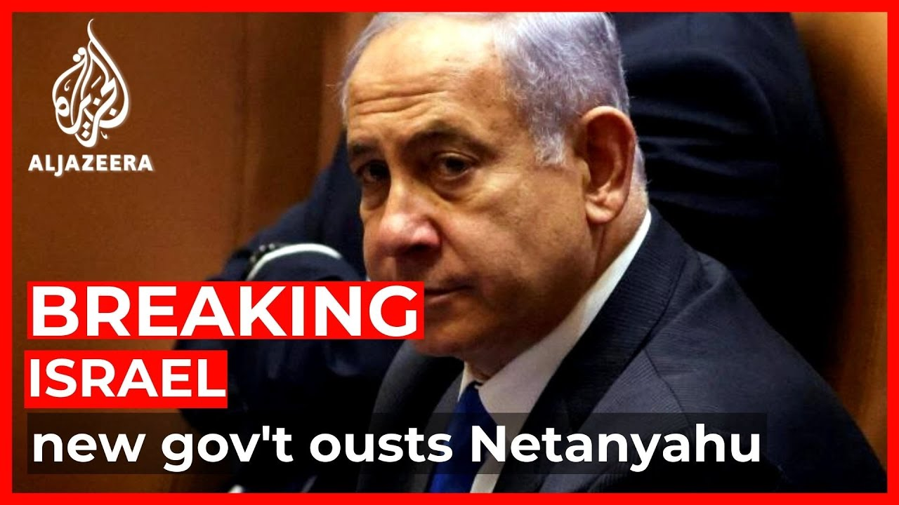 Israeli parliament votes to end Netanyahu's 12-year rule