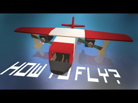 Unturned: How to fly