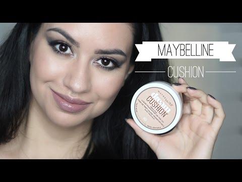 Maybelline Dream Cushion Liquid Foundation | Demo & Review