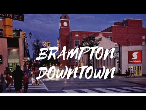CANADA | downtown Brampto 🇨🇦lifestyle  something just like it | expensive |  india to canada |