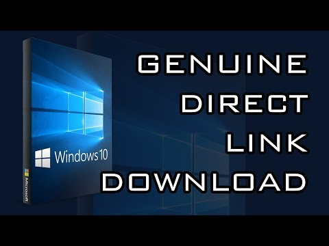 How to Download Genuine Windows 10 Directly from Microsoft using Internet Explorer
