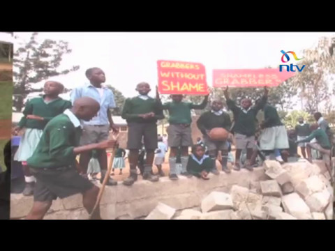 1,000 government schools get title deeds from lands ministry