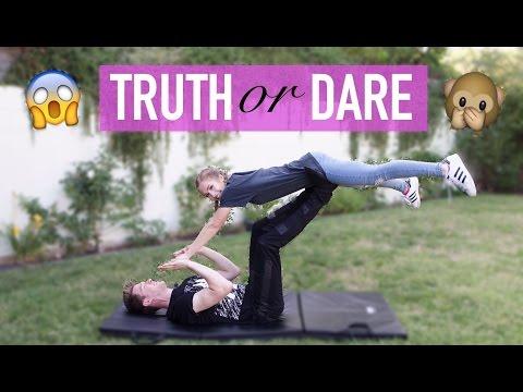 TRUTH OR DARE W/ COLLINS KEY!! | Mel Joy