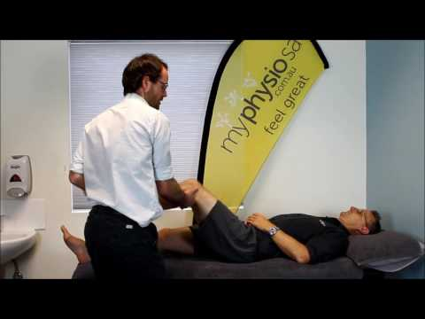 How can Physio help your knee pain & get you back to doing what you love again by myPhysioSA