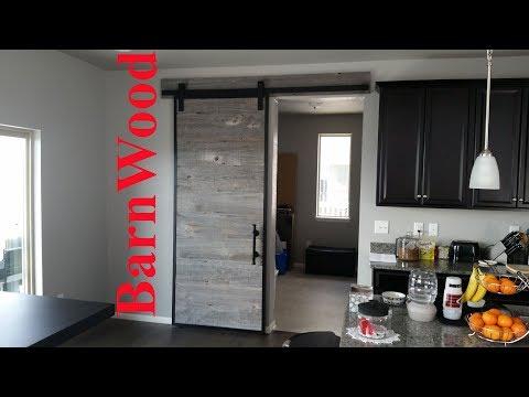 Building a Barn Door  Voiceover version