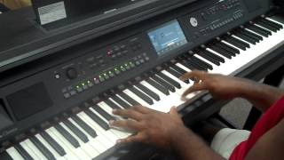 Tramaine Hawkins - I Never Lost My Praise (Piano Cover)