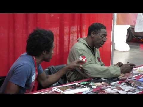 Inside Comic Con 2013 with Ernie Hudson