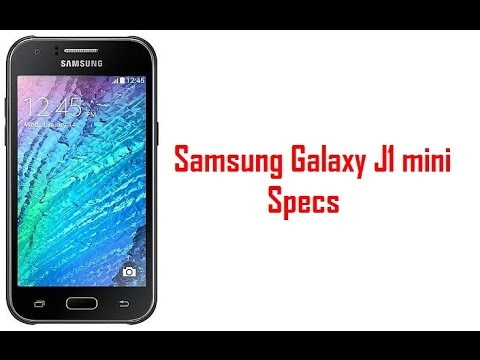 Samsung Galaxy J1 mini Specs, Features & Price