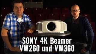 Sony VPL-VW270ES (VW295ES) 4K Projector Review - PakVim net