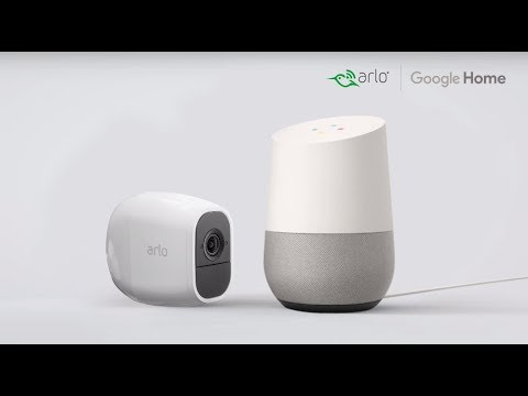 Introducing Arlo on the Google Assistant