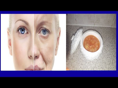 HOME REMEDY TO LOOK YOUNGER / ANTI AGEING FACIAL MASK