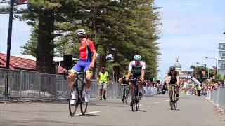 NZ ELITE MENS ROAD RACE (2018)