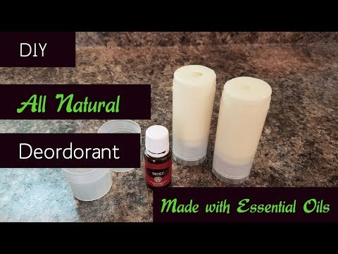 घर पर बनाएं डियोड्रेंट,Homemade Natural Deodorant, Smell Good All Day Long,best deodorant ever, diy