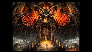No Inferno por Engano -ilustração do reino de DEUS