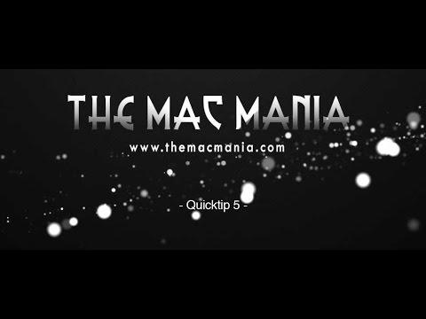 MAC OS X Yosemite Tutorial: ipad on mac