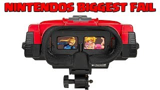 10 Biggest NINTENDO FAILS That They Want You to FORGET