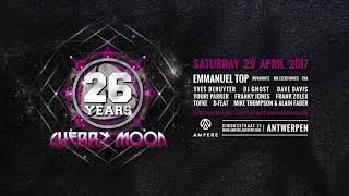 Yves Deruyter @ 26 Years Cherry Moon - Ampere - Antwerp 2017