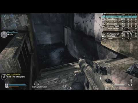 Call of Duty Ghosts - TDM - Tremor (12/27/2013) - (75-40)