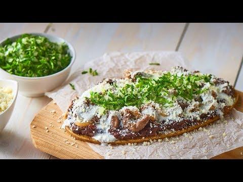 Steak Huaraches