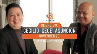 Cecilio Asuncion on Miss Universe, pageant queens, and the transgender community