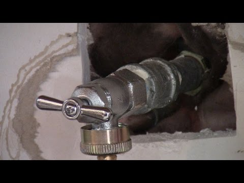 Washing Machine Water Valve Replacement