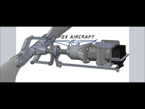 Beluga Sprayer UAV Tail Rotor System Finite Element Analysis