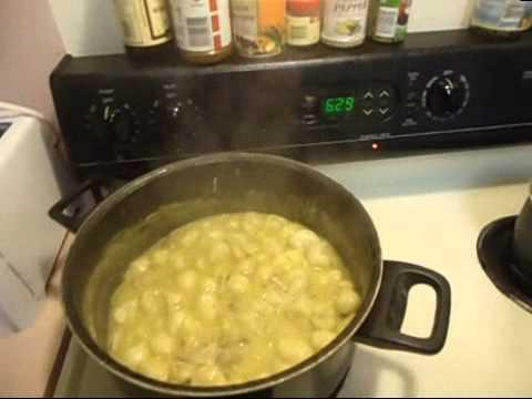 Easy Chicken N Dumplings